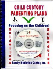 Child Custody Parenting Plans